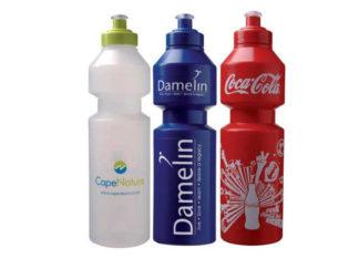 Water Bottles- Plastic