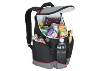 16-Can Backpack Cooler - 600D/PEVA Lining