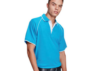 180G Mens Edge Golf Shirt