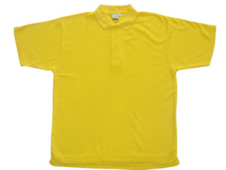 200g Pique Knit Golf Shirt