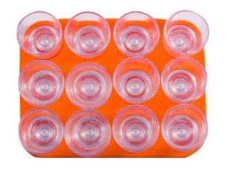 25Ml Bulk Shot Glass Tray X 12