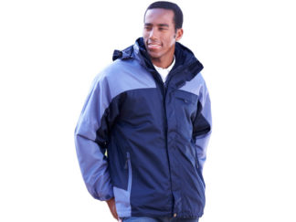 3 in 1 All Weather Mid Length Winter Jacket