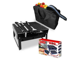 5 Piece Bbq And Cooler Set