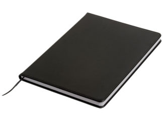 A4 Notebook Bound In PU Cover