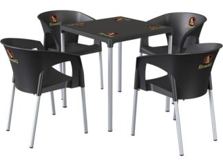Aro Table and Chairs Kit
