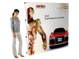 Banner Walls - Standard Single Side