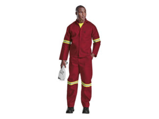 Budget Poly Cotton Conti Suit Plus Reflective