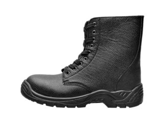 Combat Leather Boot
