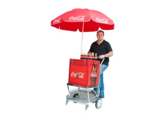 High-Cube Mini-Mobile Trolley