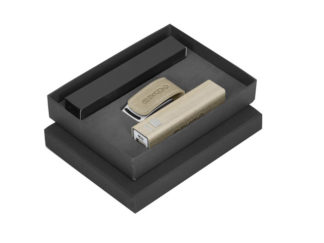 Oakridge Power Bank And USB Gift Set