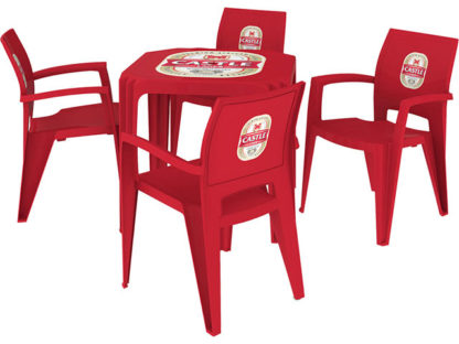 Viana Table And Chairs Kit