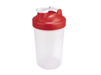 400Ml Shake And Burn Protein Shaker